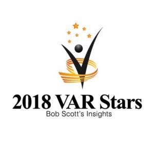 Bob Scott's VAR Stars for 2018